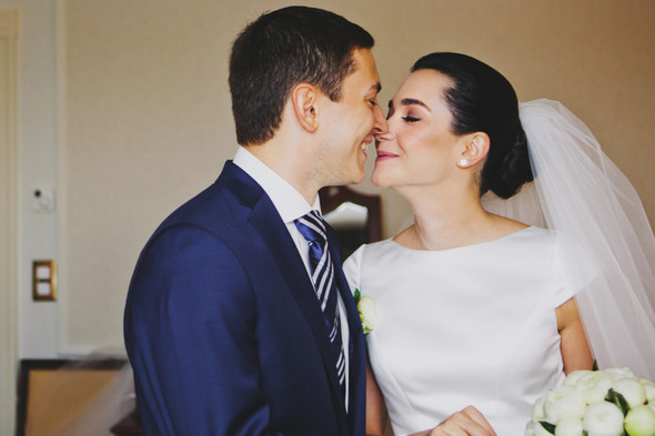 Шикарная свадьба в  Fairmont - фото №63