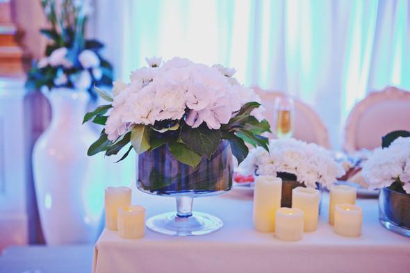 Шикарная свадьба в  Fairmont - фото №65
