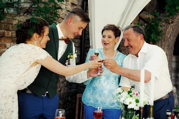 Свадебная вечеринка в стиле Бохо - фото №46