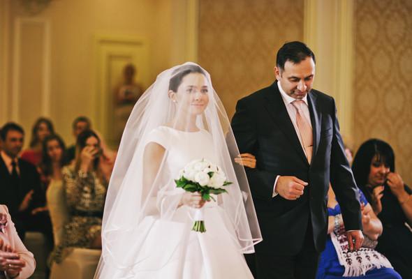 Шикарная свадьба в  Fairmont - фото №49