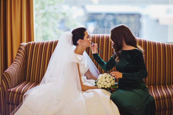 Шикарная свадьба в  Fairmont - фото №55