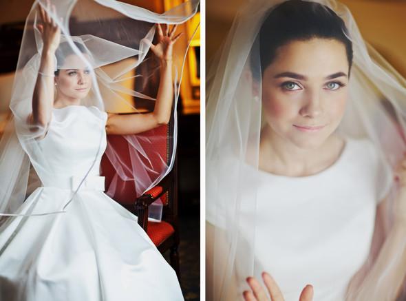 Шикарная свадьба в  Fairmont - фото №11