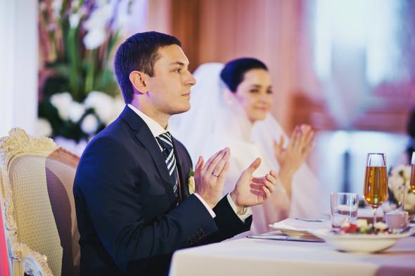 Шикарная свадьба в  Fairmont - фото №66