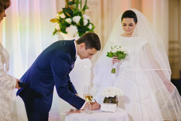 Шикарная свадьба в  Fairmont - фото №54