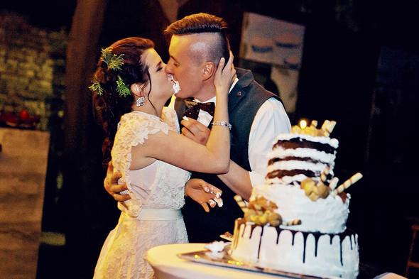 Свадебная вечеринка в стиле Бохо - фото №79