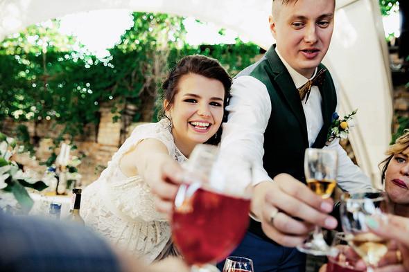 Свадебная вечеринка в стиле Бохо - фото №47
