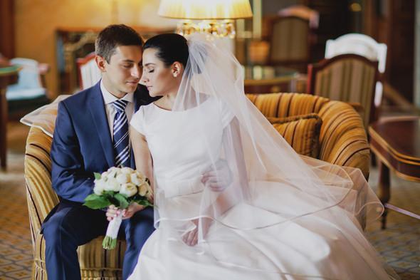 Шикарная свадьба в  Fairmont - фото №44