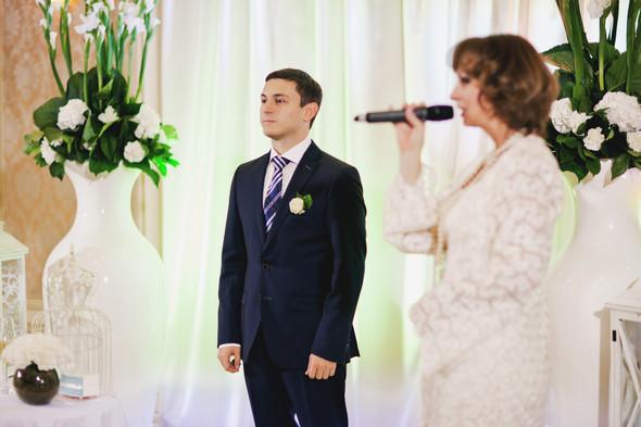 Шикарная свадьба в  Fairmont - фото №47
