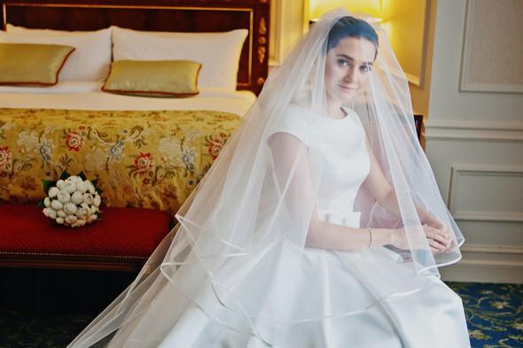 Шикарная свадьба в  Fairmont - фото №26