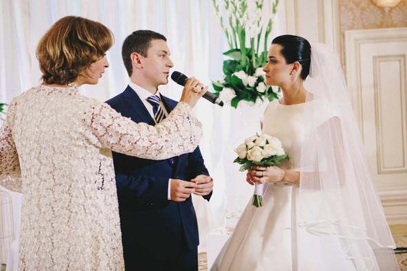 Шикарная свадьба в  Fairmont - фото №33