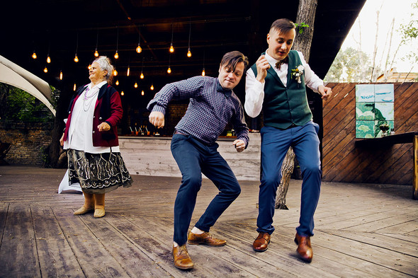 Свадебная вечеринка в стиле Бохо - фото №67