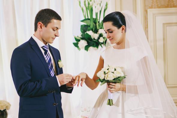 Шикарная свадьба в  Fairmont - фото №34