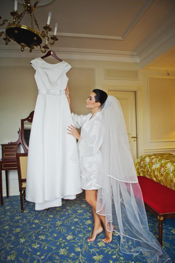 Шикарная свадьба в  Fairmont - фото №21