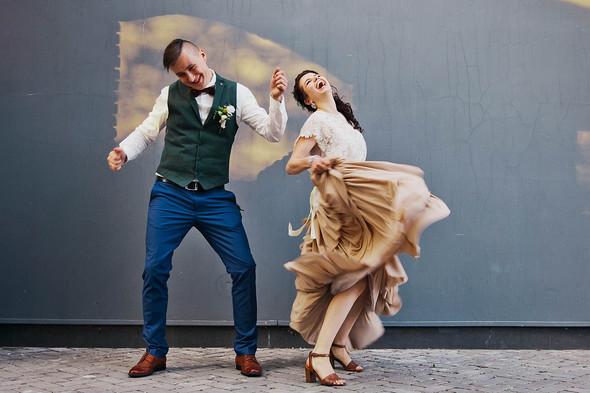 Свадебная вечеринка в стиле Бохо - фото №58