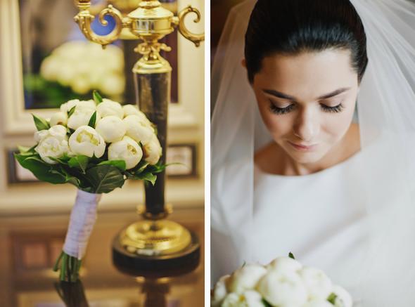 Шикарная свадьба в  Fairmont - фото №9