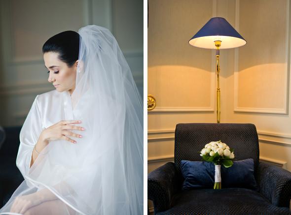 Шикарная свадьба в  Fairmont - фото №4