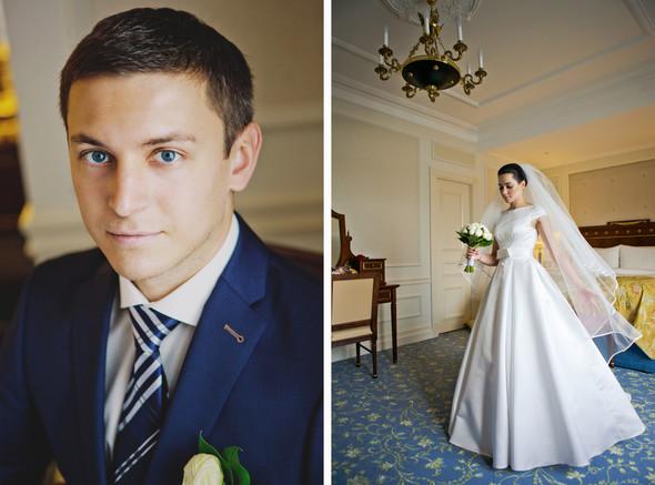Шикарная свадьба в  Fairmont - фото №13