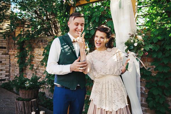 Свадебная вечеринка в стиле Бохо - фото №42