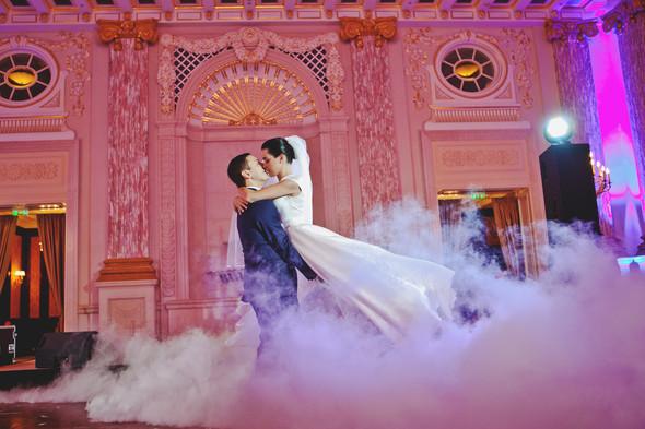 Шикарная свадьба в  Fairmont - фото №41