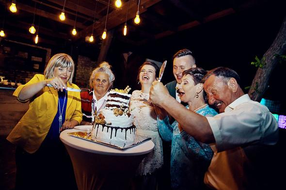 Свадебная вечеринка в стиле Бохо - фото №74