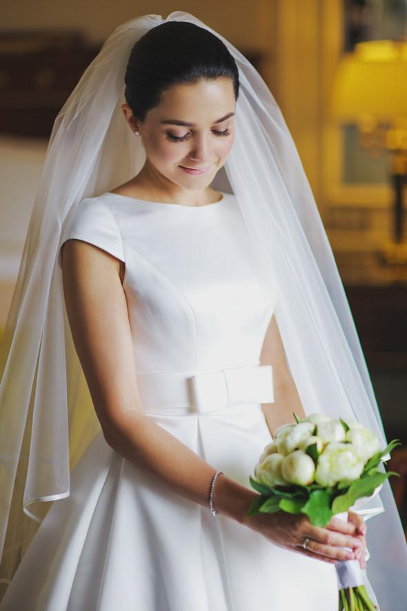 Шикарная свадьба в  Fairmont - фото №30