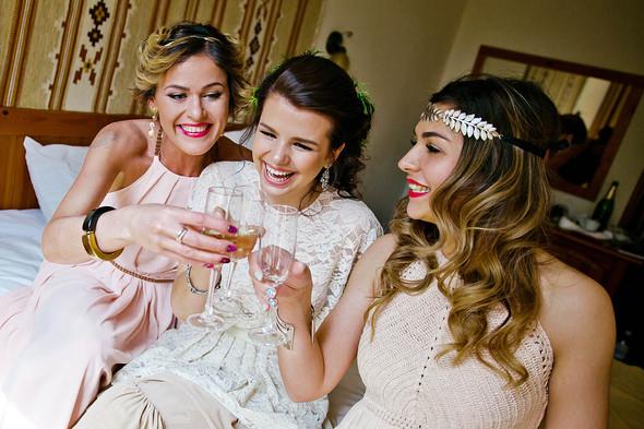 Свадебная вечеринка в стиле Бохо - фото №26