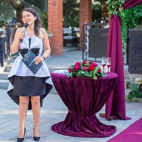 Выездная церемония Марина Тарасенко
