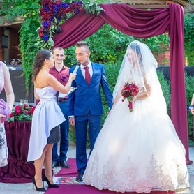 Марина Тарасенко - выездная церемония в Киеве - портфолио 1
