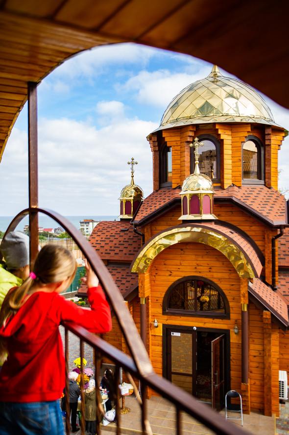 Венчание в храме Георгия Победоносца - фото №27