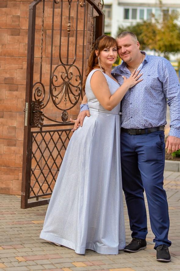 Венчание в храме Георгия Победоносца - фото №19