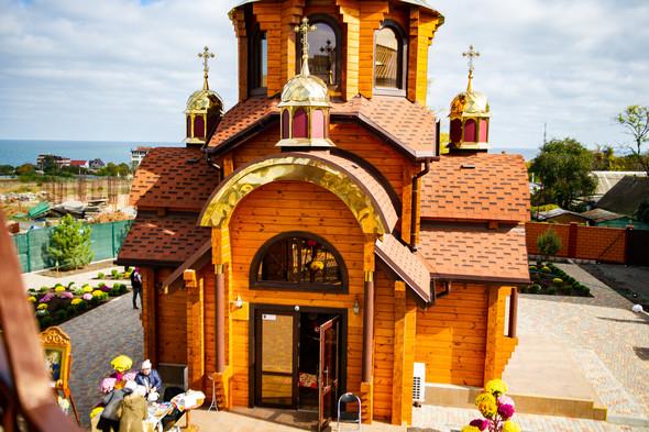 Венчание в храме Георгия Победоносца - фото №4