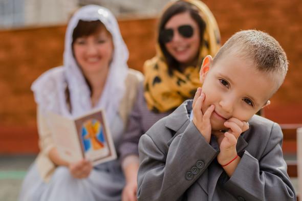 Венчание в храме Георгия Победоносца - фото №8