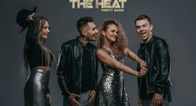The Heat party band - музыканты, dj в Киеве - фото 1