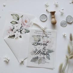 lovestory - пригласительные на свадьбу в Тернополе - фото 2