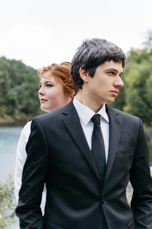 Настя и Саша - фото №12