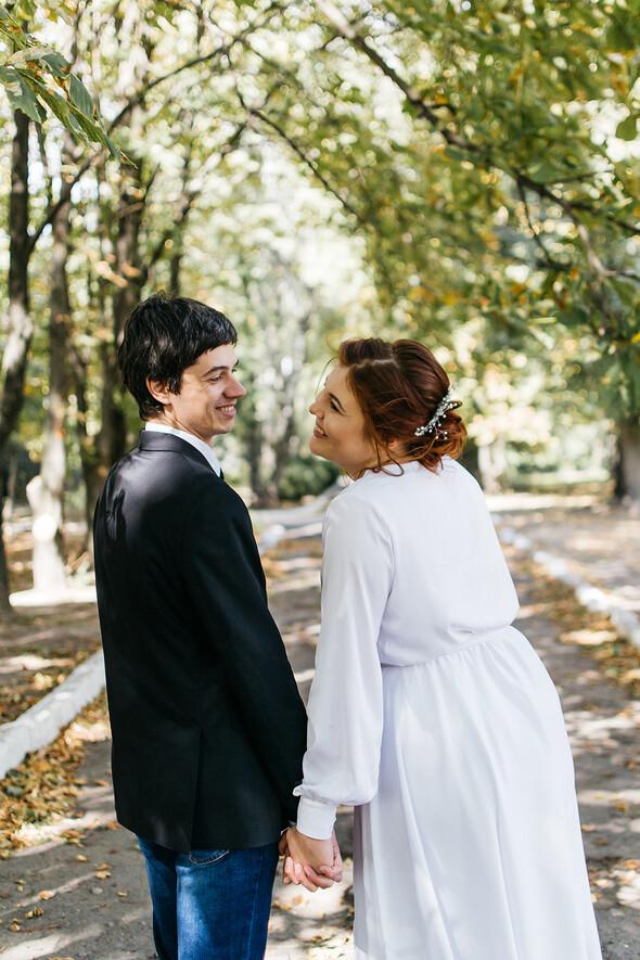 Настя и Саша - фото №6