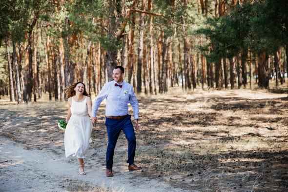 Сергей и Евгения. Камерная свадьба - фото №5