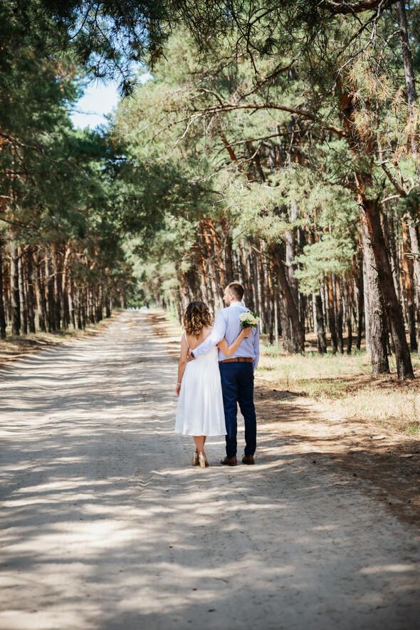 Сергей и Евгения. Камерная свадьба - фото №8