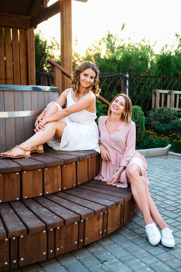 Сергей и Евгения. Камерная свадьба - фото №3