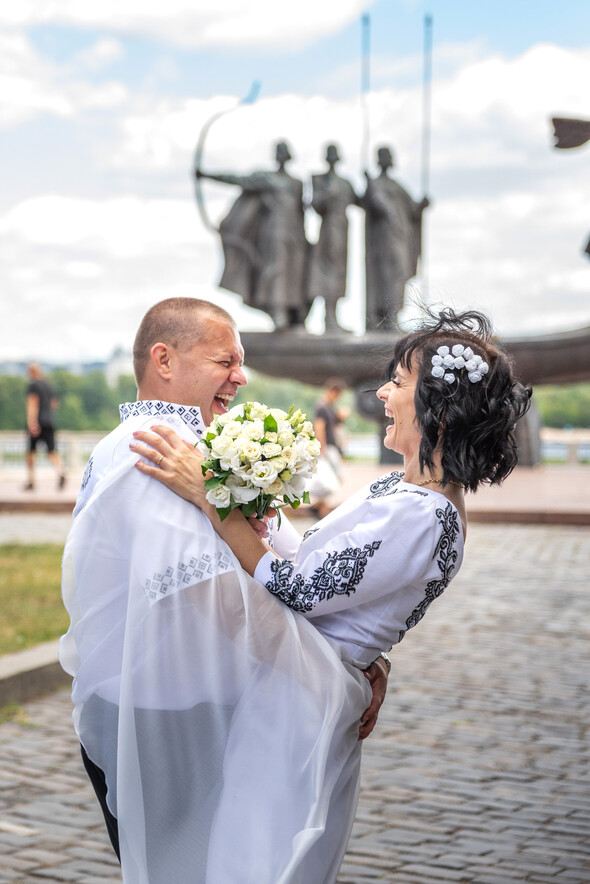 Алексей и Надежда - фото №21