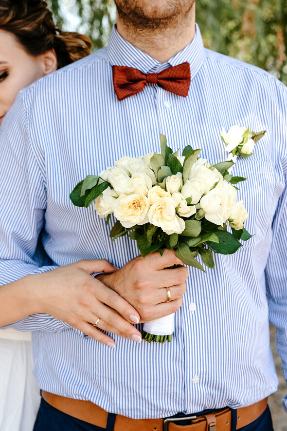 Сергей и Евгения. Камерная свадьба - фото №12