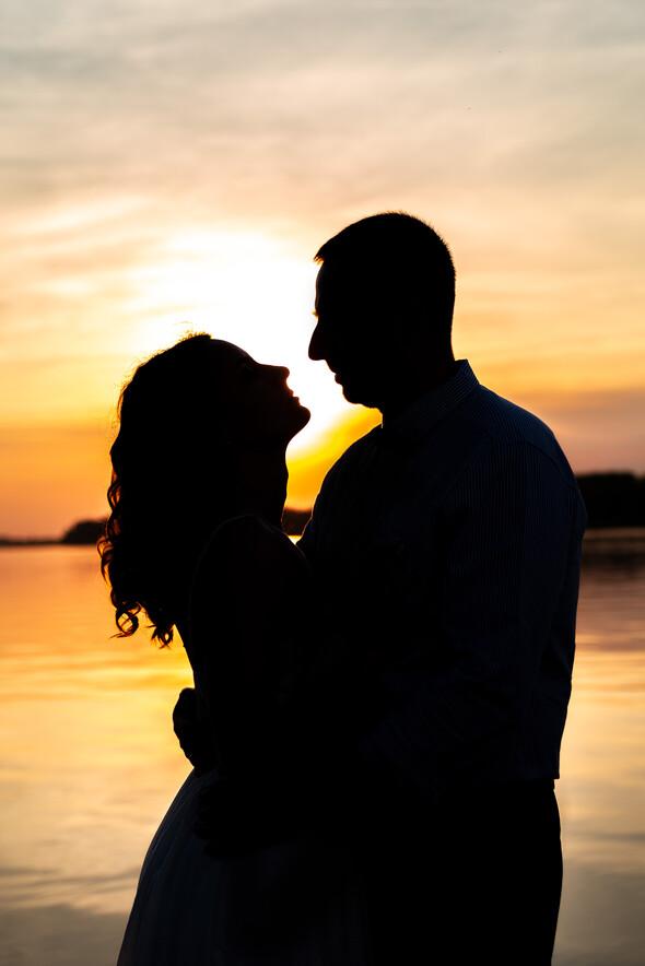 Сергей и Евгения. Камерная свадьба - фото №1