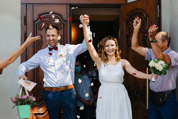 Сергей и Евгения. Камерная свадьба - фото №14