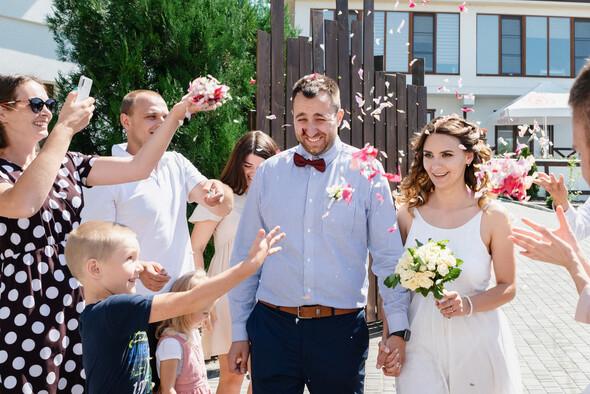 Сергей и Евгения. Камерная свадьба - фото №2