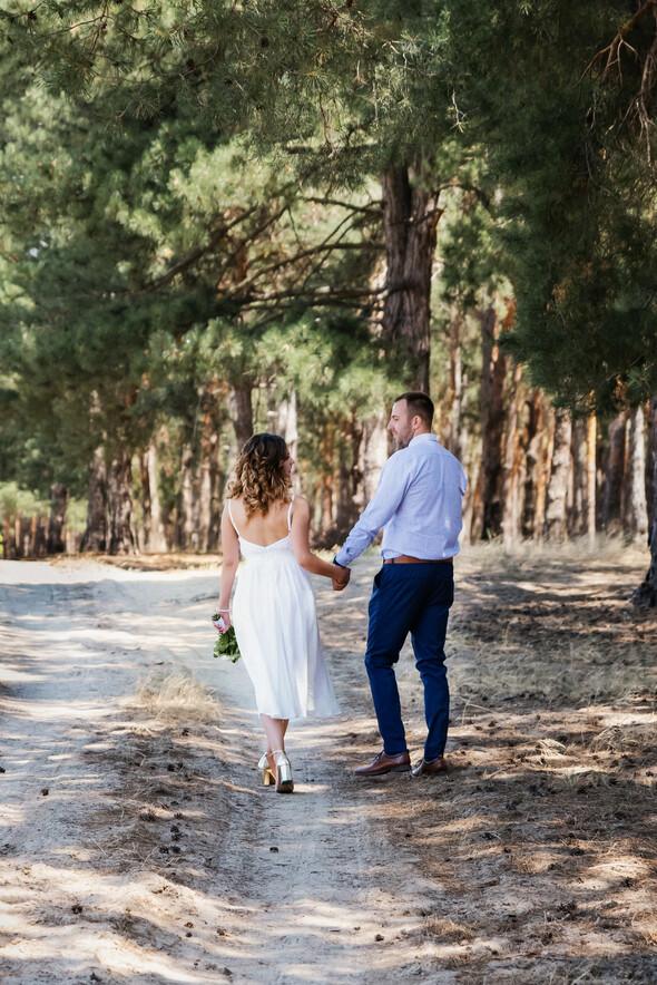 Сергей и Евгения. Камерная свадьба - фото №6