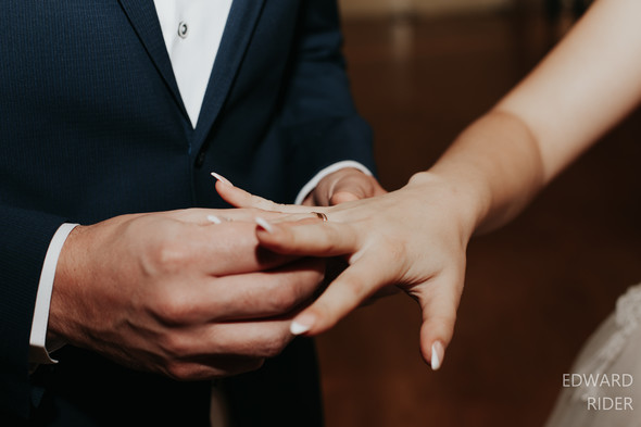 Classical Wedding - фото №36