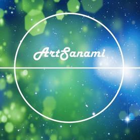 Ведущий ArtSanami