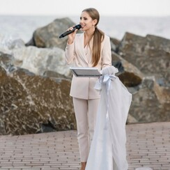 Юлия  Мазур - выездная церемония в Одессе - фото 2