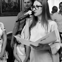 Юлия  Мазур - выездная церемония в Одессе - фото 3