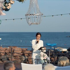 Юлия  Мазур - выездная церемония в Одессе - фото 1